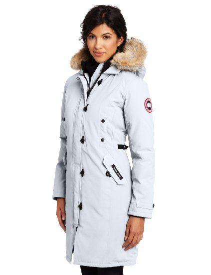 50761d3ec213 Canada Goose Women s Kensington Parka  Clothing