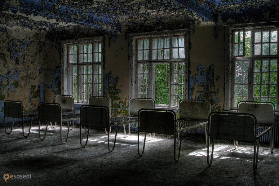 Психиатрическая клиника Лиер Сикехус – #Норвегия #Бускеруд (#NO_06) Заброшенные 4 корпуса психиатрической больницы в Норвегии. http://ru.esosedi.org/NO/06/1000194220/psihiatricheskaya_klinika_lier_sikehus/