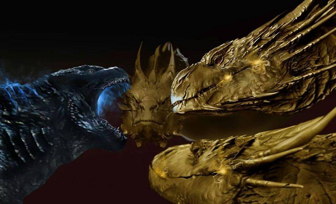 Awesome fan made Godzilla artwork for Godzilla 2 in 2018 ...