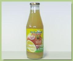 Verhofstede fruitsappen - appelsap en citroen