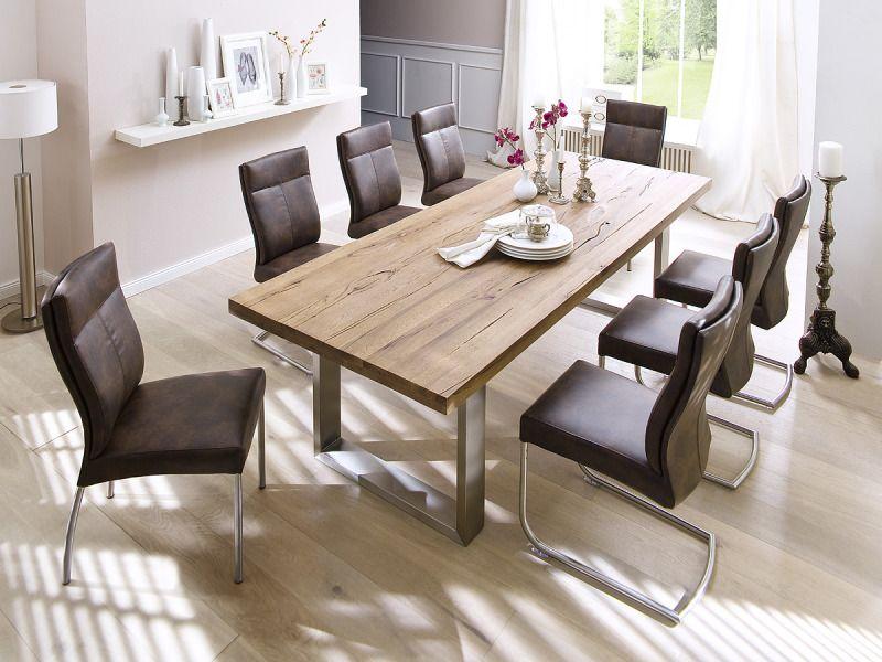 ROLLER Esstisch CASTELLO - Möbel \ Wohnen Online Shop Cocina - moderne massivholz esstische