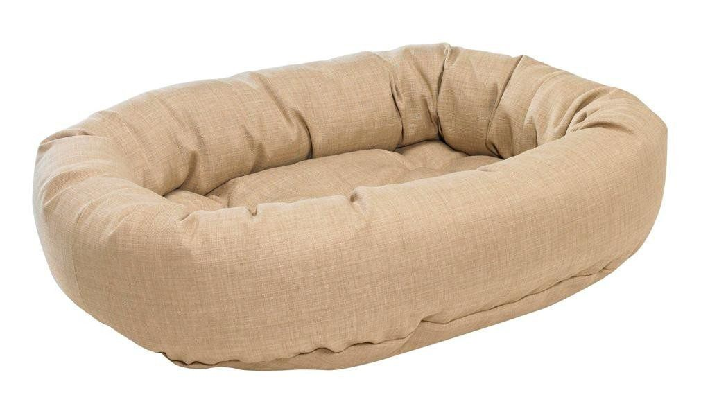 *Bowsers Donut Bed - Flax