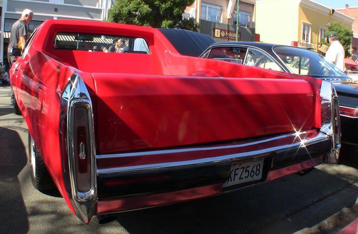 1984 Cadillac Coupe Deville Pickup Cadillac Ambulances Flower