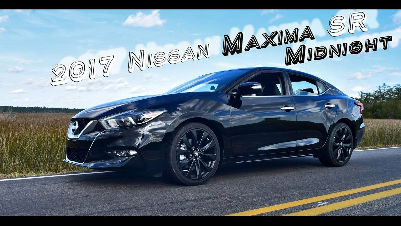 Hd performance drive review 2017 nissan maxima sr midnight edition