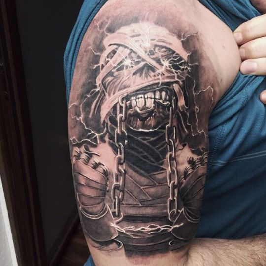 Designs tattoos heavy metal Tattoos Pictures: