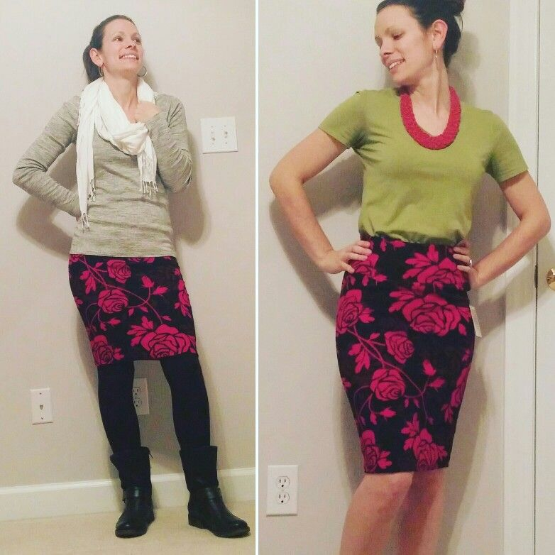 32828690250 Cassie skirt from LuLaRoe! Business casual and in the winter! Shop items  like this