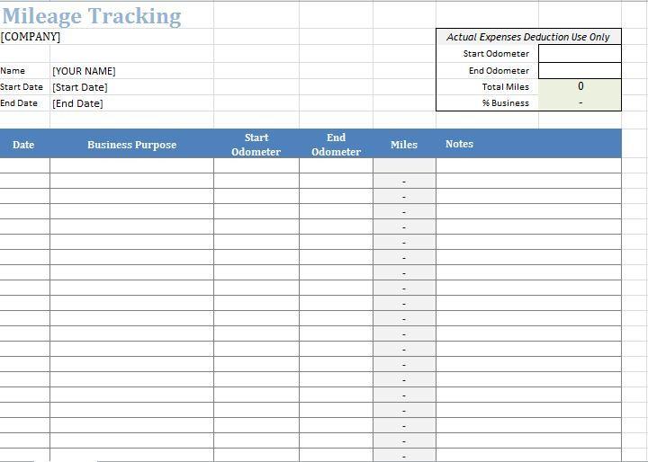 Template Lab 30 Printable Mileage Log Templates Free Template Lab C1f425a2 Resumesample Resumefor Templates Mileage Sample Resume