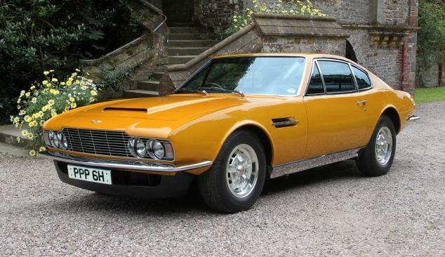 Aston Martin From S Show The Persuaders Set To Sell For - British sports cars 70s