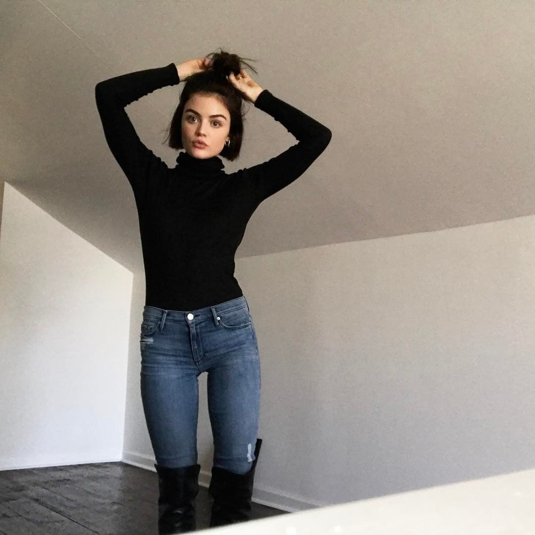 502 7 Mil Me Gusta 1 407 Comentarios Lucy Hale