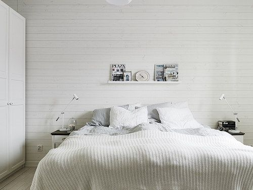 Pared frontal friso madera Dream Home Pinterest Bedrooms