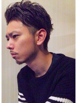 メンズ 髪型 ツーブロック ショート【女子にモテる髪型