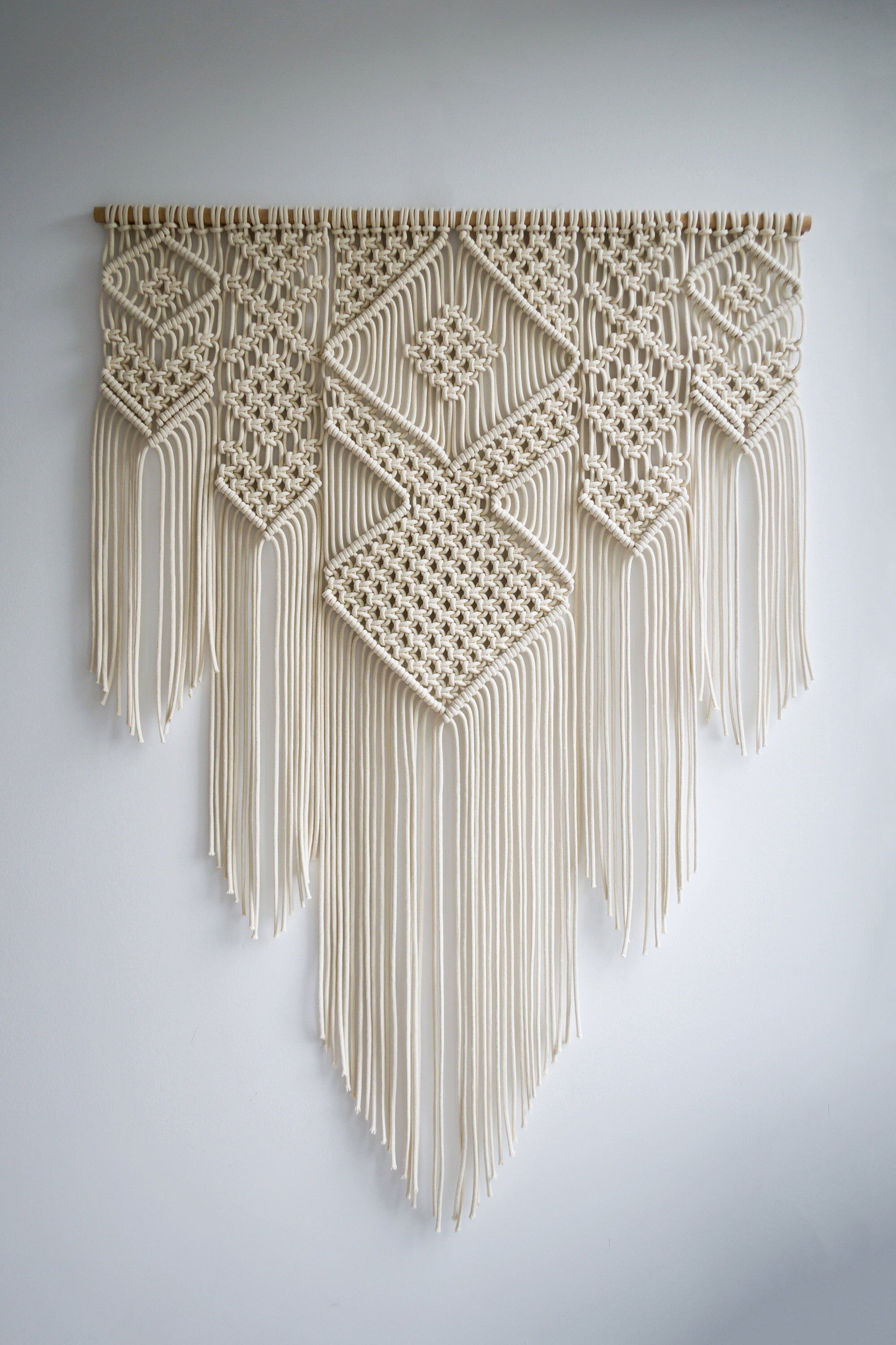 large macrame wall hanging available in different colors on macrame wall hanging id=48897