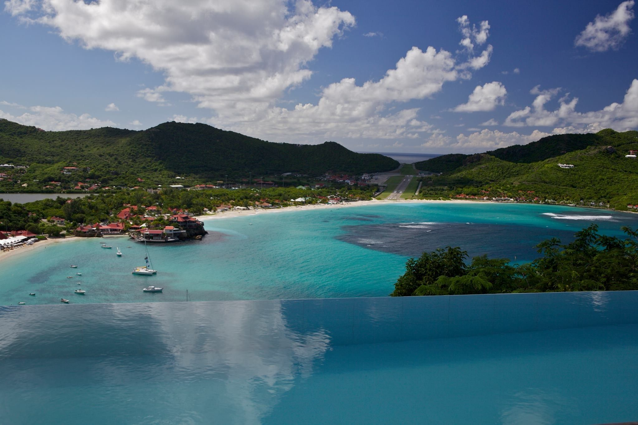 Colombier beach #paradise #stbarts   St barts, Travel list