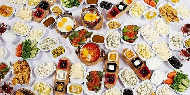 Kahvaltı - The Turkish Breakfast #turkishbreakfast Kahvaltı - The Turkish Breakfast #turkishbreakfast