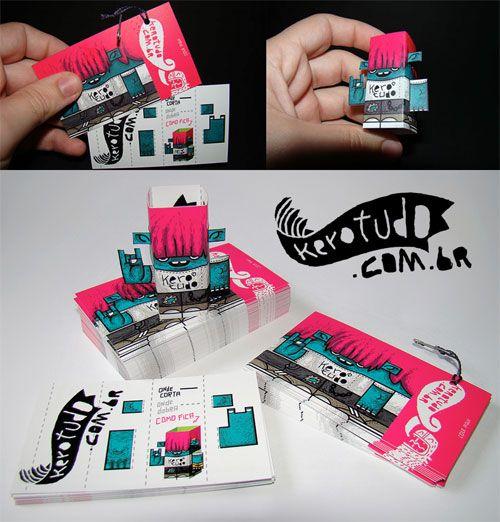 55 Unusual Yet Creative Business Card Designs Inspirationfeed Business Card Design Creative Business Cards Creative Cool Business Cards
