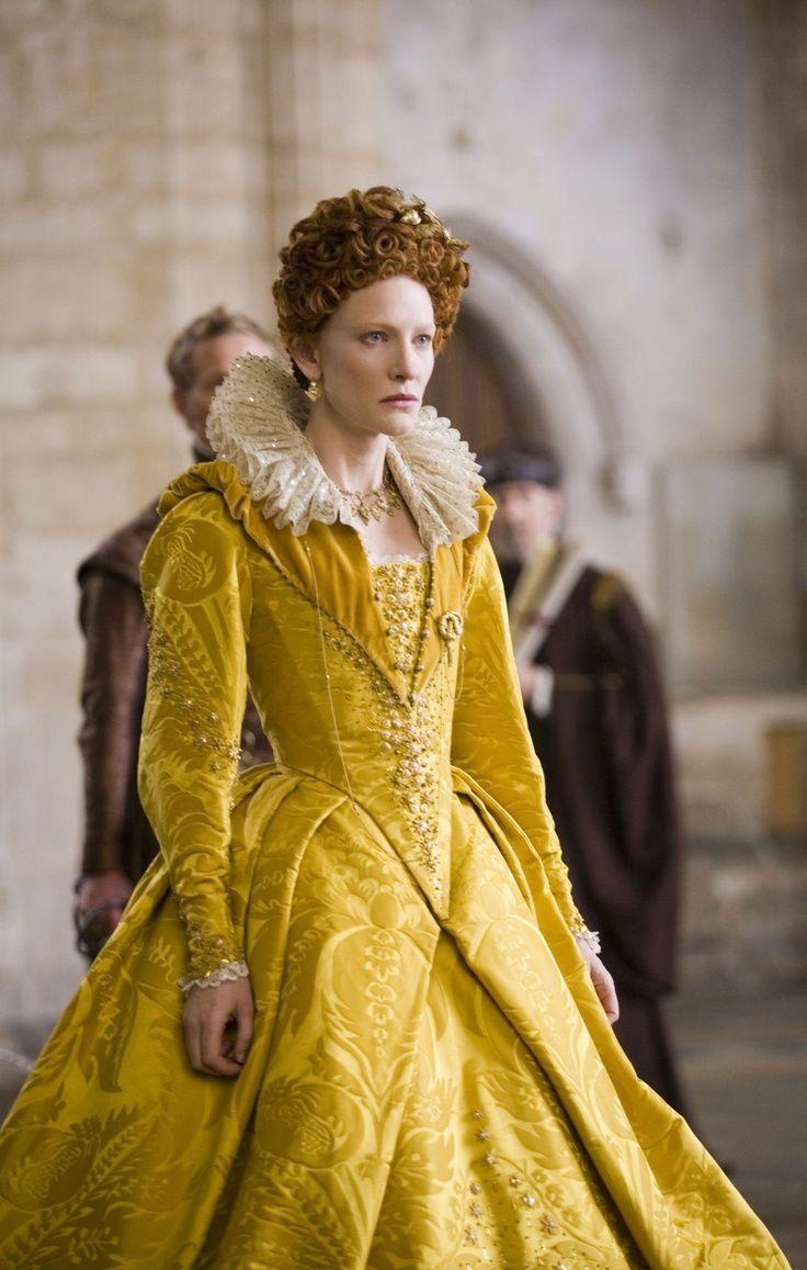 Queen Elizabeth Renaissance cate blanchett elizabe...