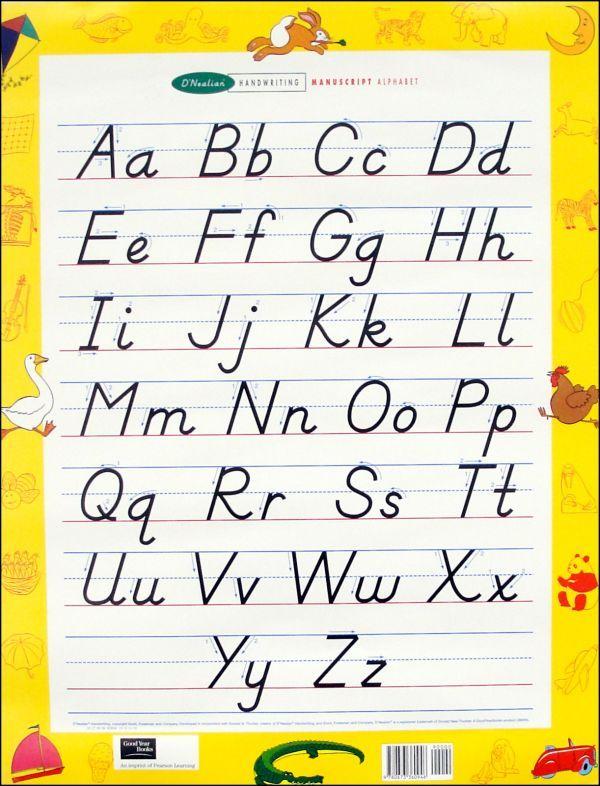 D Nealian K 3 Handwriting Analysis Teaching Handwriting Writing Lessons Dnealian handwriting worksheet