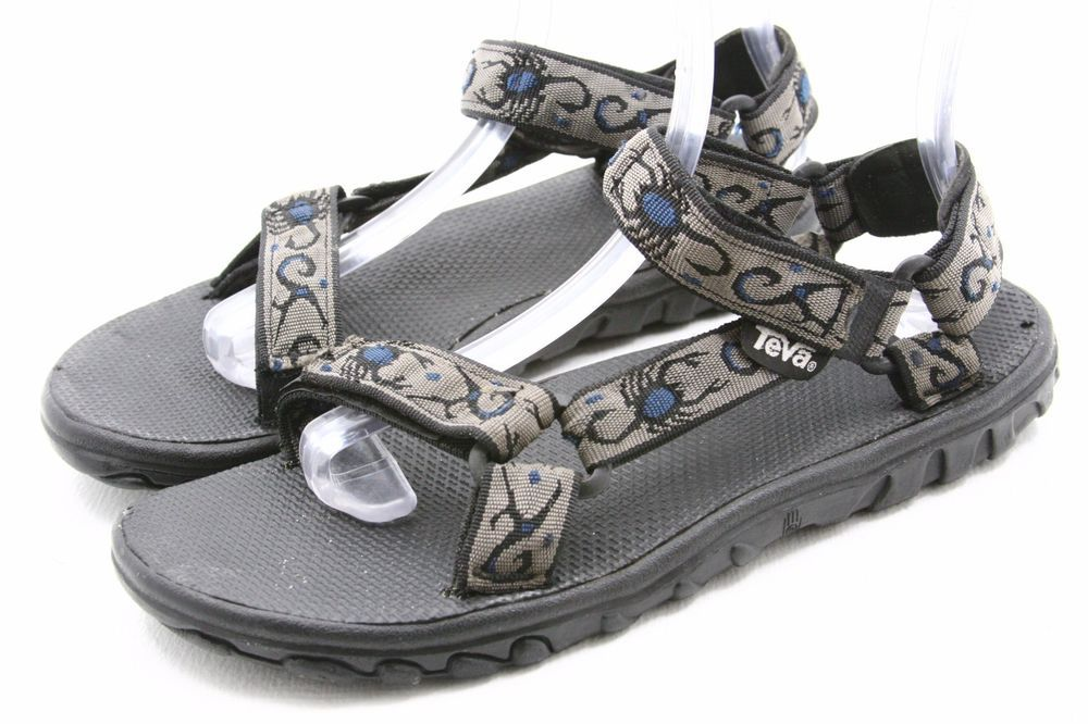 b8a7b03bdfe9 TEVA Mens Shoes Size 10 Storm Scorpion USA MADE Sport Water River Rubber  Sandals  Teva  SportSandals