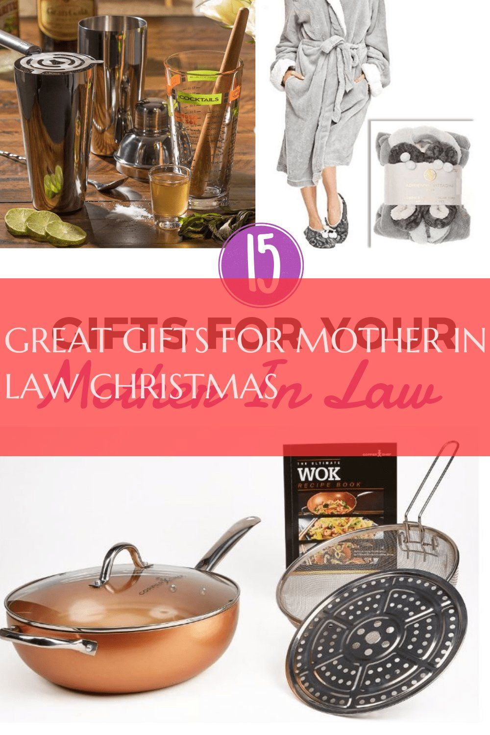 great gifts for mother in law christmas