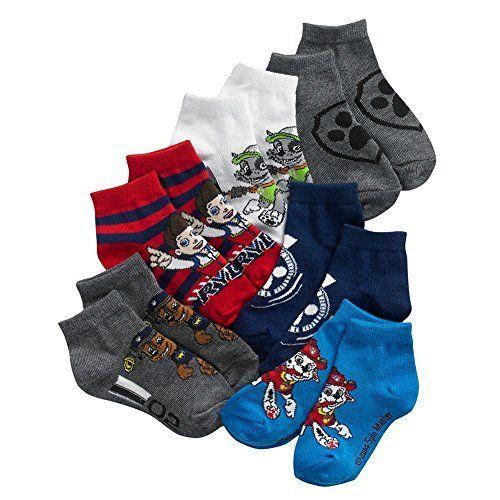 Nick Jr Paw Patrol Boys Socks 6 Pair Paw Patrol Toddler Socks Size 2t-4t, http://www.amazon.com/dp/B00MMW6VCU/ref=cm_sw_r_pi_awdm_x_2wrbybZRXVBTA