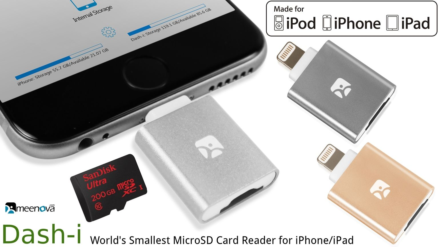25 Add Unlimited External Storage To Your Iphone Ipad Compact Elegant Tough