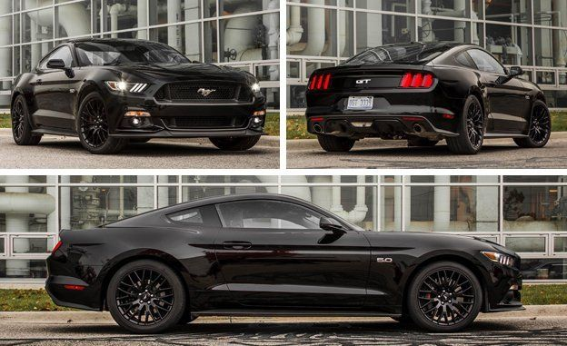 2016 ford mustang gt coupe long term test review car and driver - Ford Mustang 2016 Black