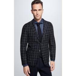 Photo of Ardoc jacket, dark blue checkered Strellson