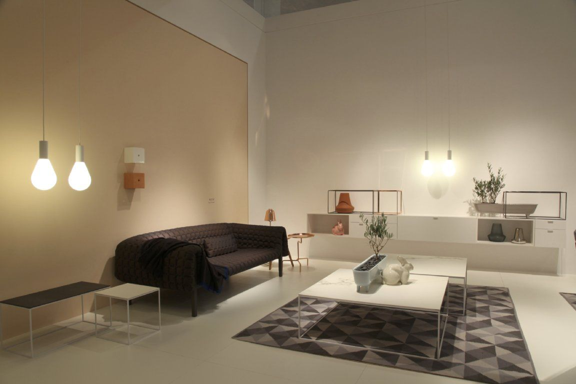Ruche sofa by inga sempe in new lower height space wall system by pagnon am - Bibliotheque ligne roset ...