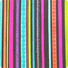 alexander henry fabric - lorenzo stripe