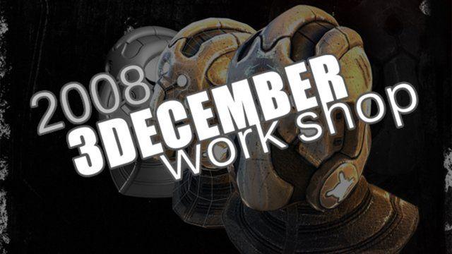 3D modeling workshop (3Decenber 2008) on Vimeo