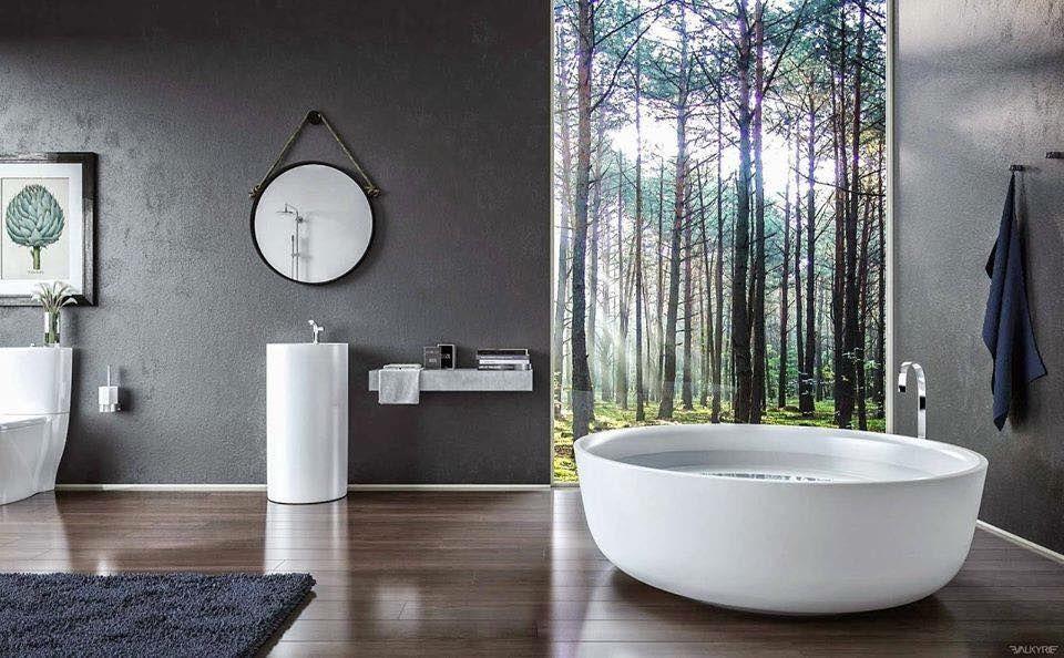 Pin by Fun Daily Ideas on Interior Design and Decoration - pflanzen für badezimmer