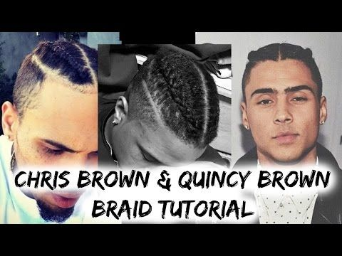 How To Get Chris Brown And Quincy Brown Braids Prettyboyfloyd Chris Brown Hair Dutch Braid Chris Brown