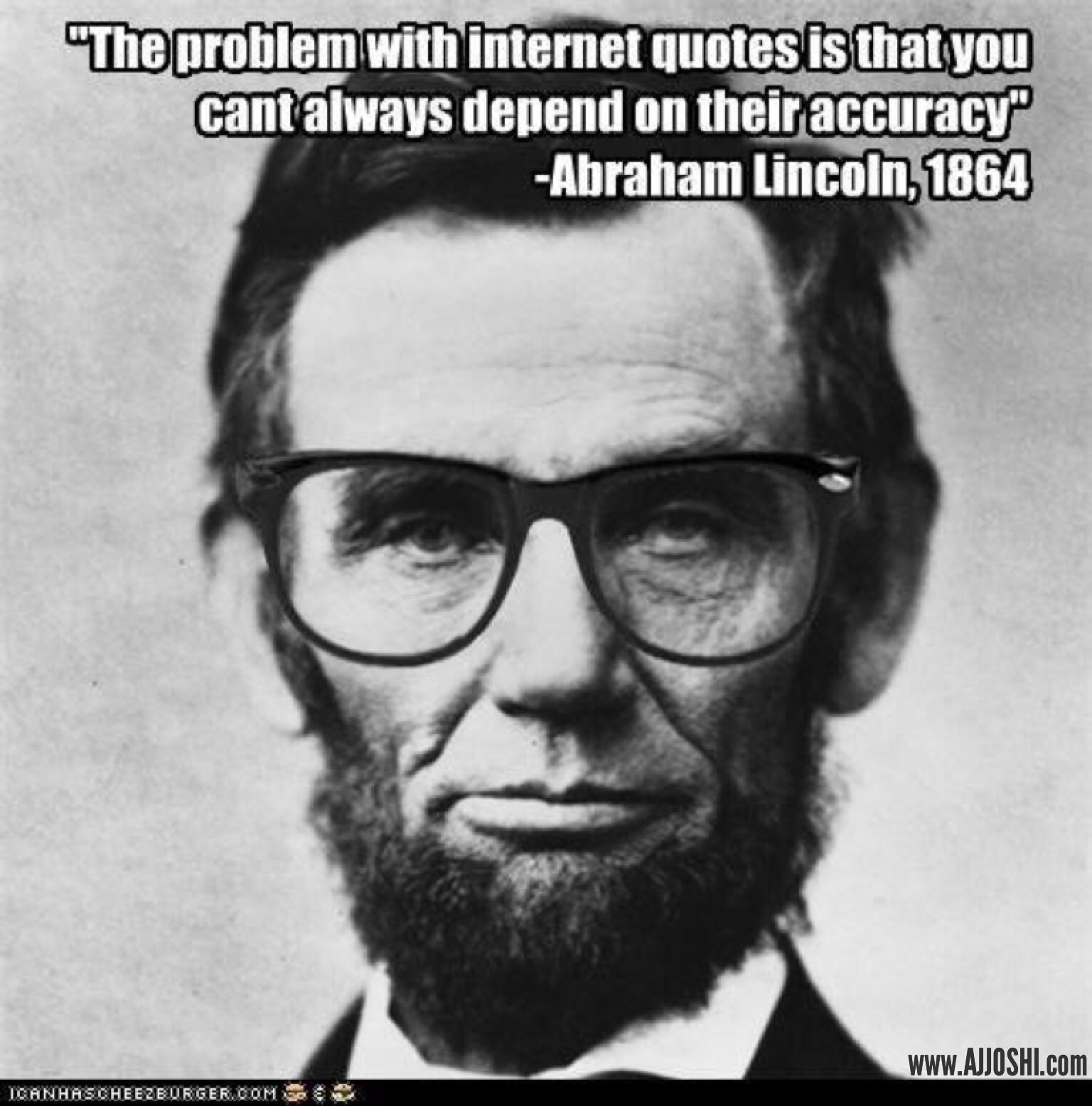 Internet Quotes Abraham Lincoln On The Internet  Food For Thought  Pinterest
