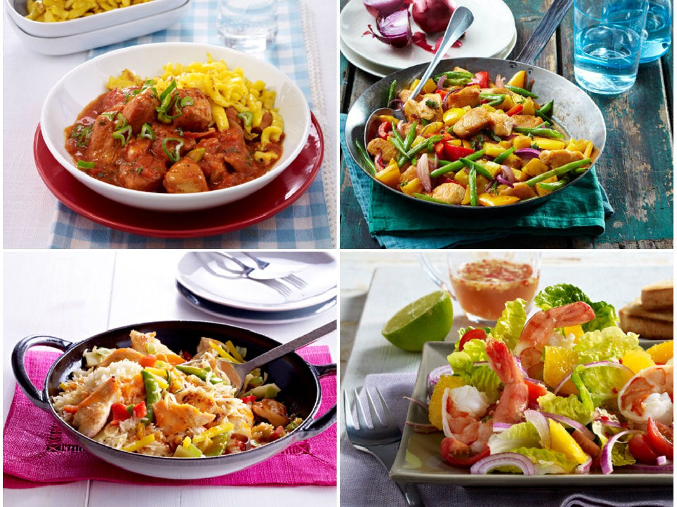 Photo of Quickly lose three pounds: 21 low-fat recipes WUNDERWEIB