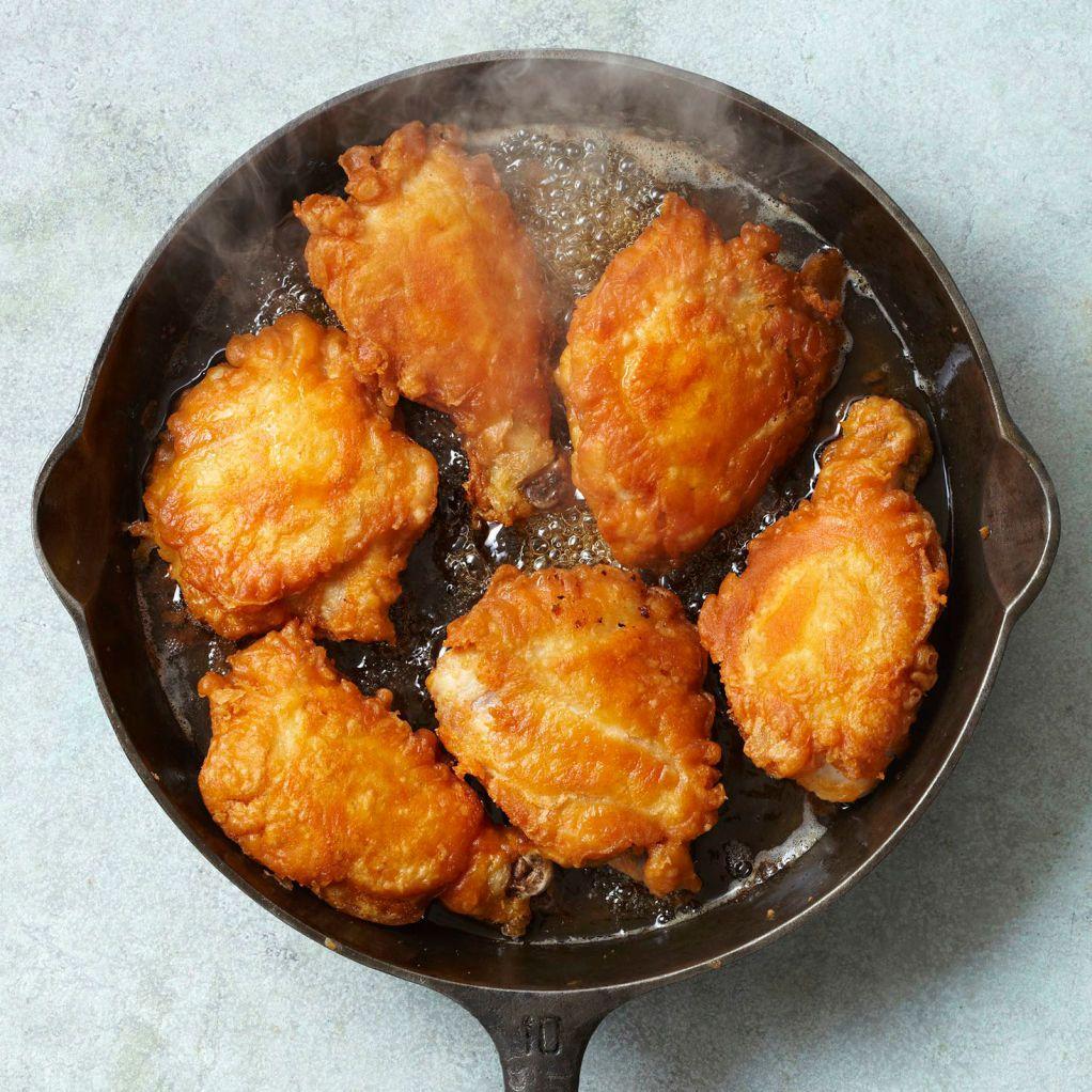 Skillet Fried Chicken Rachael Ray In Season Recipe Cast Iron Skillet Recipes Cast Iron Recipes Recipes