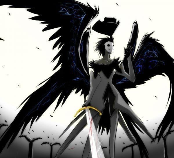 Nyx Avatar - Persona 3