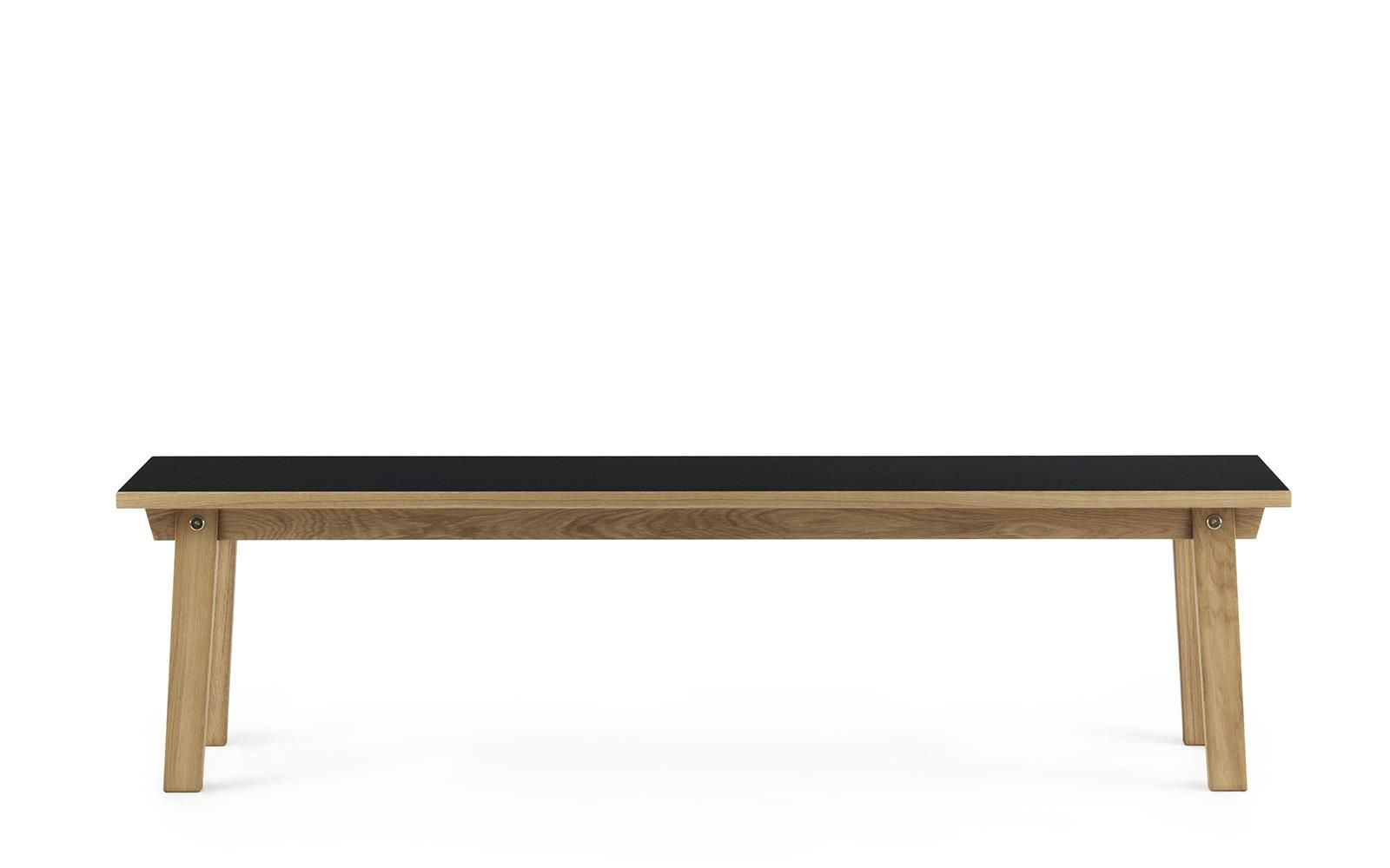 Slice Bench 38 X 160 Cm Linoleum In 2020 Bench Dining Bench Furniture