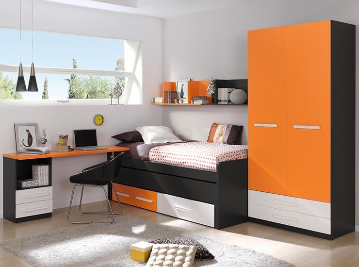 Colores dormitorio 740 550 dormitorios - Dormitorios juveniles en zaragoza ...
