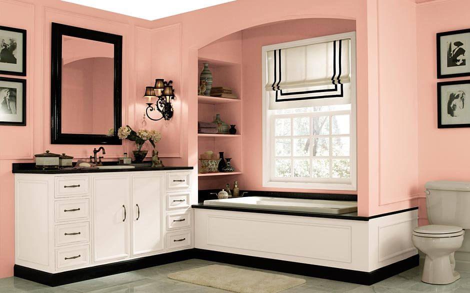 Bathroom Paint Color Selector The, Home Depot Bathroom Colors