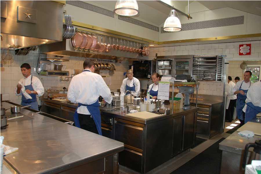 french laundry restaurant kitchen window  google search