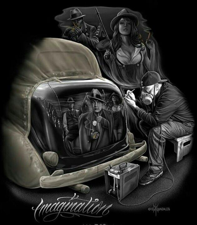 17 Best images about ✎ Lowrider Magazine Art ✎ on Pinterest