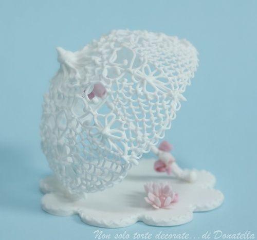 royal icing umbrella | Sugar Flowers & Confectionery Art ...