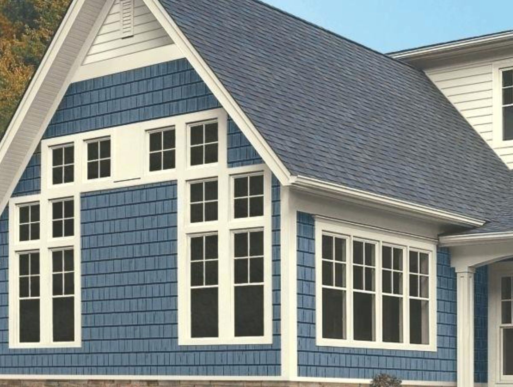Pin By A House Of Bees On Virginia Exterior Shingle Siding House Paint Exterior Shingle House