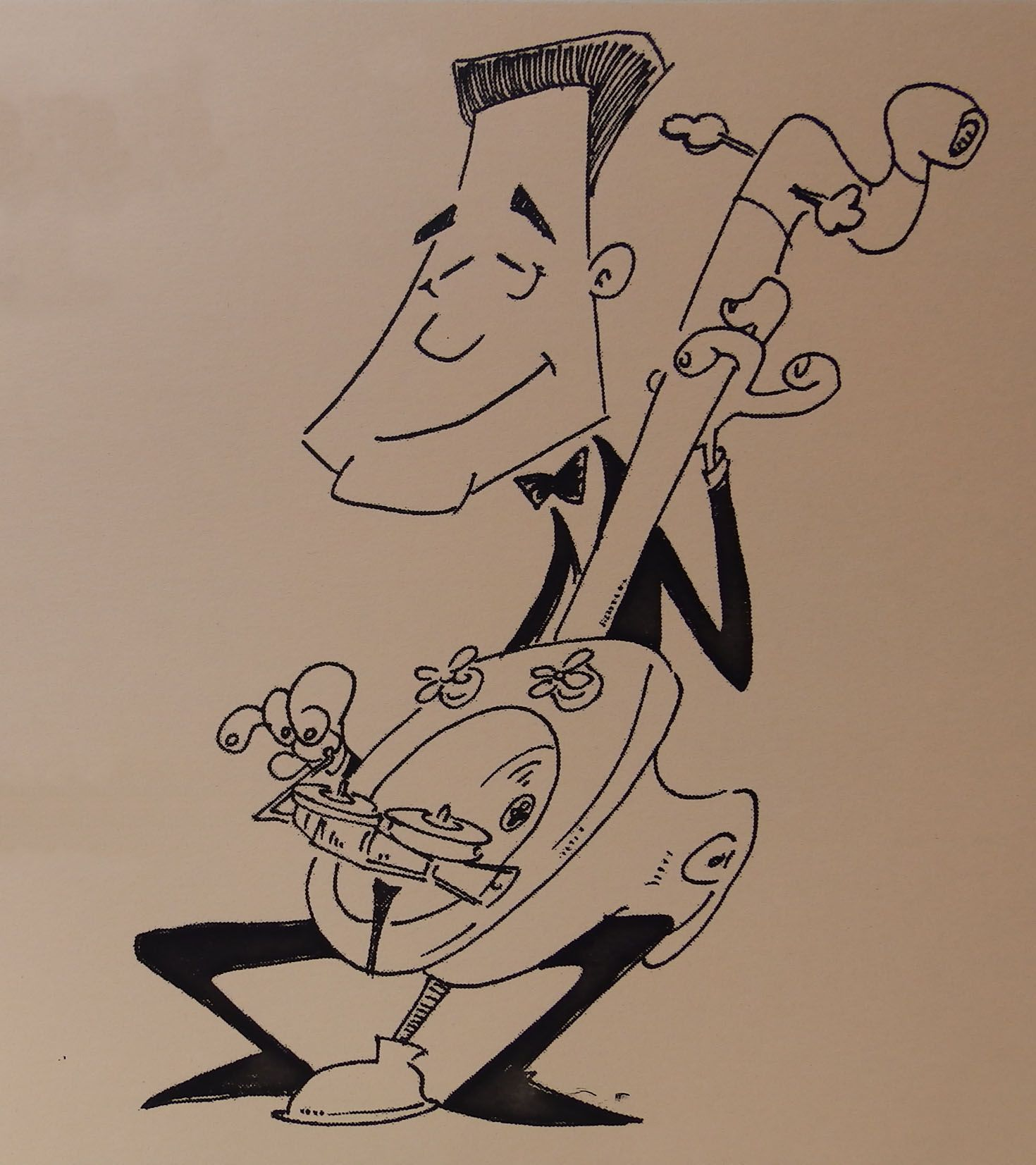 Les Luthiers - Maronna con nomeolbidet 2003