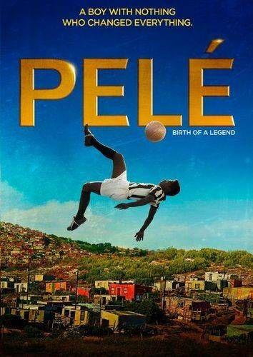 Pele: Birth Of A Legend DVD | Film, Tam film, Izleme
