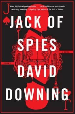 Fresh Meat: Jack of Spies by David Downing
