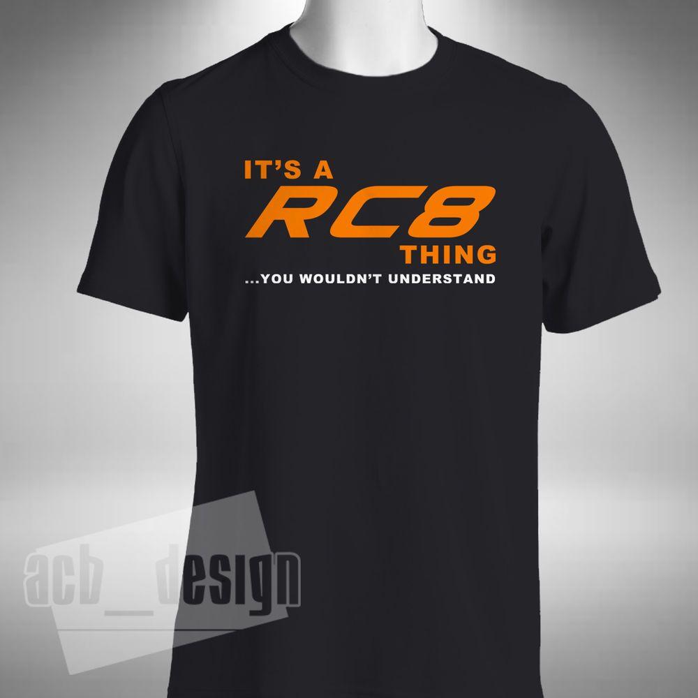 e9888eecc It s a RC8 thing Men s T-Shirt Superbike Motorcycle Bike Moto GP KTM RC8  Racing