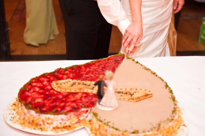 Hochzeitstorte Erdbeerherz Bildergalerie Hochzeit Pinterest Diy