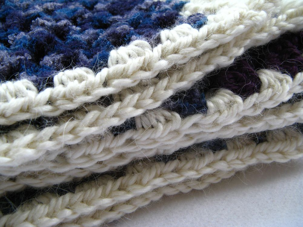 knitted rug patterns free - Google Search | Knit rug, Rug ...