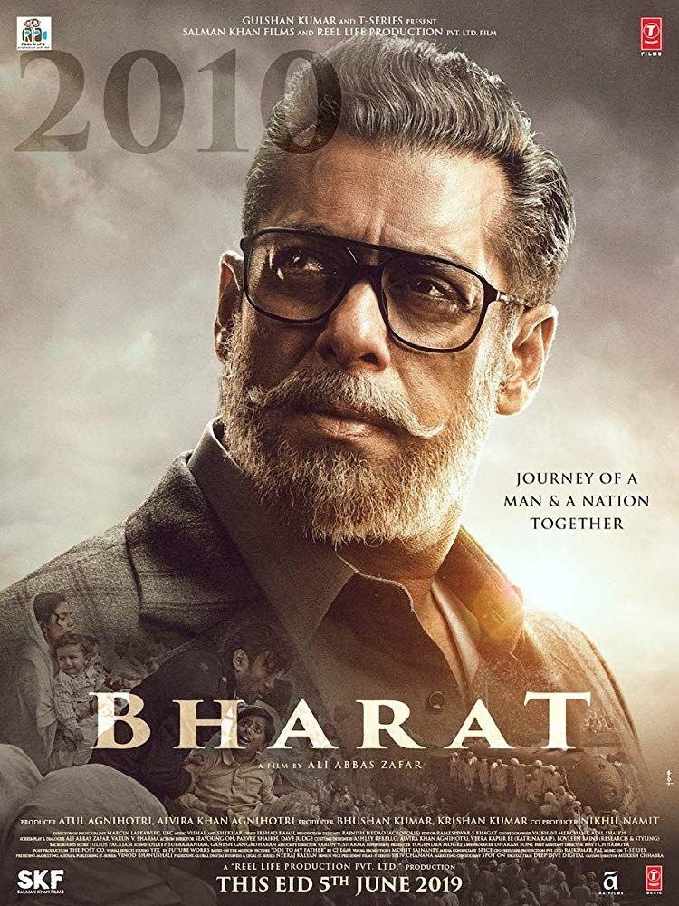 Bharat Movie Release Date And Cast 2019 Film An Official Adaptation Of The 2014 Korean Film Ode To My Father Bha Hindi Movies Download Movies Full Movies